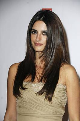 Penelope Cruz At Arrivals For The Art Print by Everett