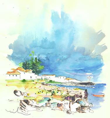 Peniche In Portugal 10 Art Print by Miki De Goodaboom