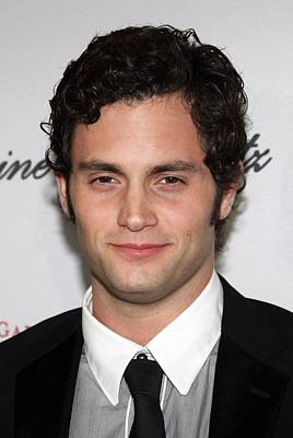 Cipriani Restaurant Wall Street Photograph - Penn Badgley At Arrivals For The 2009 by Everett