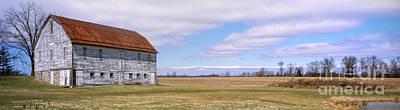 Barn Photograph - Pennsylvania Barn by David Ricketts