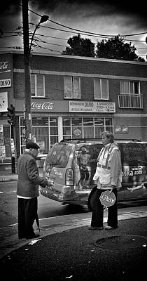 Papineau Photograph - People From Papineau by Donato Iannuzzi
