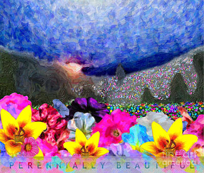 Perennially Beautiful II Original