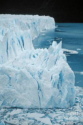 Photograph - Perito Moreno Glacier - Argentina by Craig Lovell