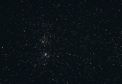 Perseus Double Star Cluster Art Print by John Sanford