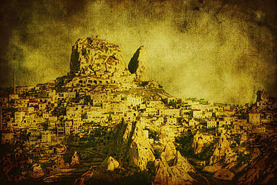 Stone Buildings Digital Art - Persian Empire by Andrew Paranavitana