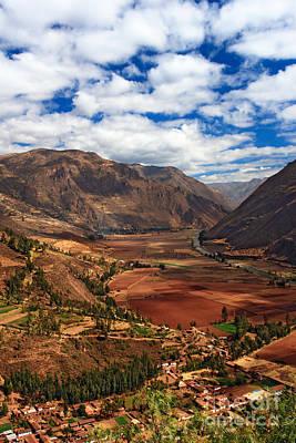 Photograph - Peru Mountain by Gualtiero Boffi