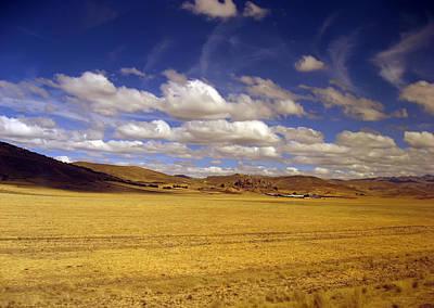 Decor Photograph - Peruvian High Plains 2 by RicardMN Photography
