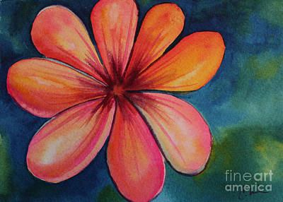 Petals Art Print by Carolyn Weir
