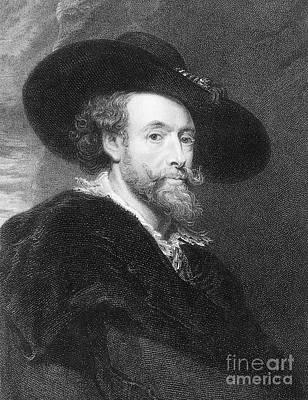 Peter Paul Rubens Art Print by Granger
