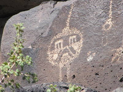 Photograph - Petroglyph National Park by Lisa Dunn