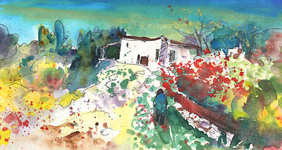 Painting - Phalasarna 02 by Miki De Goodaboom