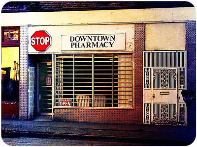 Photograph - Pharm by Lauren Williamson