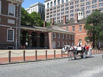 Photograph - Philadelphia 01 by Ausra Huntington nee Paulauskaite
