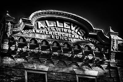Photograph - Philadelphia Building Detail 11 by Val Black Russian Tourchin