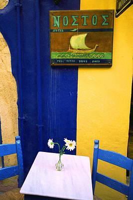 Photograph - Phoenician-kriti by John Galbo