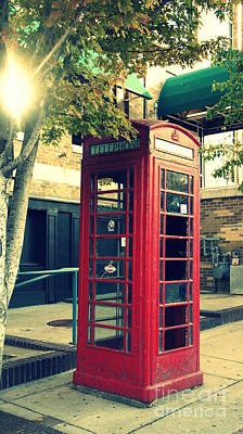 Photograph - Phone Home by J Kinion