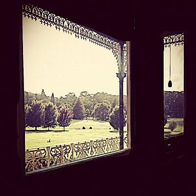 Victorian Wall Art - Photograph - Photo Taken By Me But The Editing Style by Vincy S