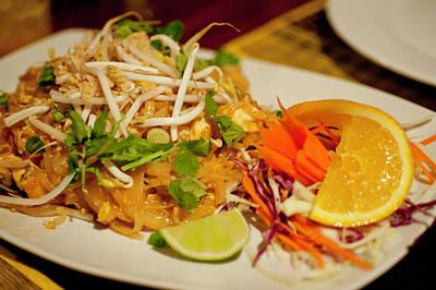 Photograph - Phoumy's Phad Thai by Dan McManus