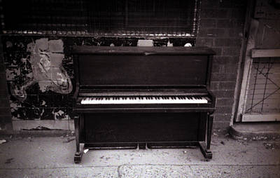 Photograph - Piano Bar- Tallulah Louisiana by Doug  Duffey