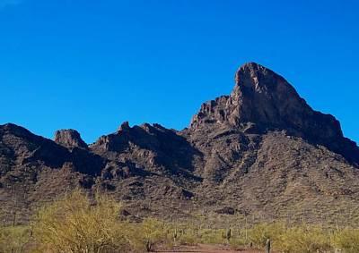 Photograph - Picacho Peak - Arizona by Glenn McCarthy Art and Photography