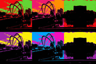 Pick Your Color Art Print by Douglas Barnard