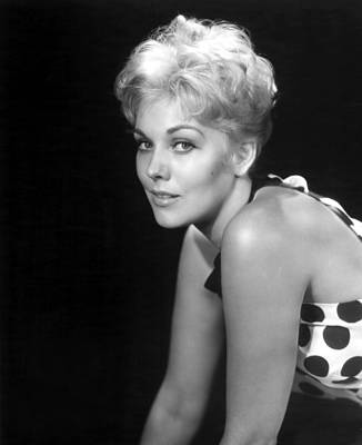 1955 Movies Photograph - Picnic, Kim Novak, 1955 by Everett