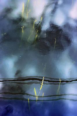 Picture Of Water Art Print by Marisa Matis