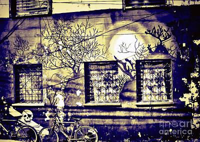 Photograph - Picturesque Facade   by Alexandra Jordankova