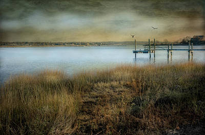 Photograph - Pier One by Robin-Lee Vieira