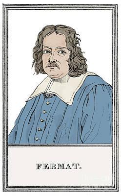 Pierre De Fermat, French Mathematician Art Print by Science Source