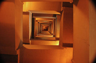 Photograph - Pilgrim Monument Stairs by Rafael Figueroa