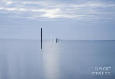 Lindisfarne Photograph - Pilgrim's Way by Janet Burdon