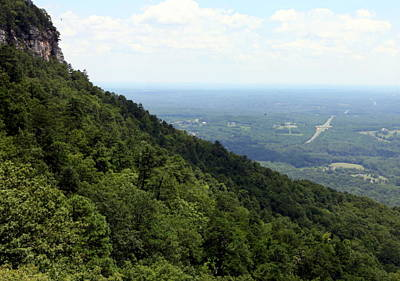 Mayberry Photograph - Pilot Mountain by Karen Wiles