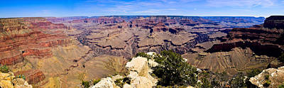 Photograph - Pima Point Panorama by Greg Norrell
