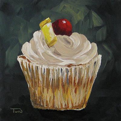 Pineapple Upside Down Cupcake Original