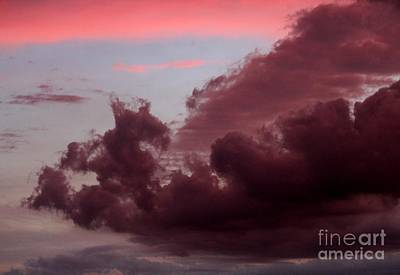 Photograph - Pink Cloud At Night by Erica Hanel