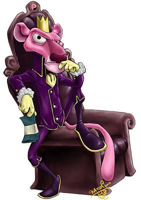Pink Panther Original by Katon Aqhari