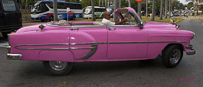 Photograph - Pink Ride by Cheri Randolph