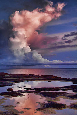 Top-end Photograph - Pink Sky by Douglas Barnard