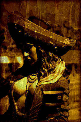 Photograph - Pirate Tess by Susie Weaver