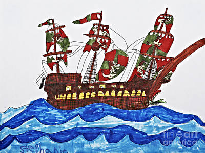 Pirate's Ship Original