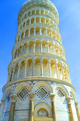 Photograph - Pisa Italy by Terri Maddin-Miller