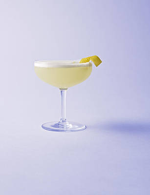 Sour Photograph - Pisco Sour by Mark Lund