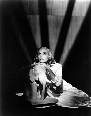 Pitfall, Lizabeth Scott, 1948 Art Print by Everett