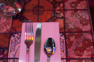 Place Setting Art Print by Sam Bloomberg-rissman