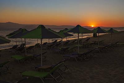 Plaka Photograph - Plaka - Naxos by Joana Kruse