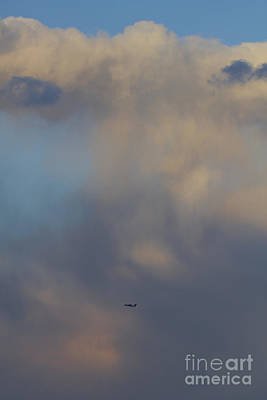Photograph - Plane Takeoff by Donna L Munro