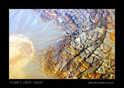 Photograph - Planet Art Eight Poster by James BO Insogna