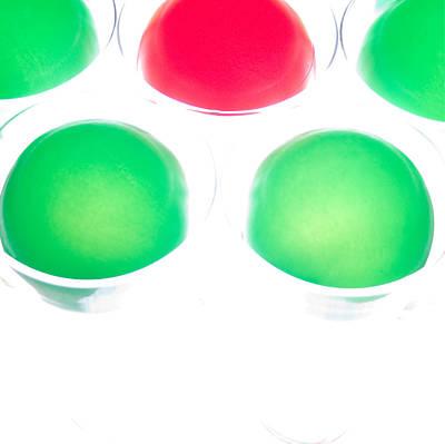 Photograph - Plasma Balls by Joseph Bowman