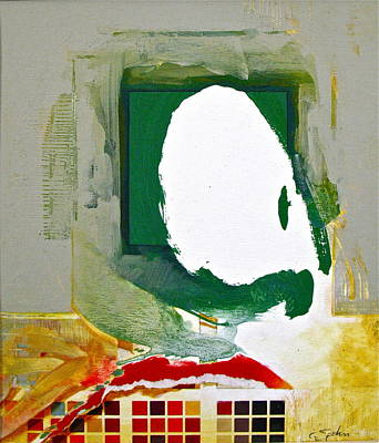 Painting - Play About With Mr Snout  by Cliff Spohn